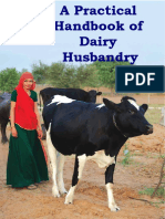 a practicle handbook of dairy husbandry