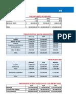 Presupuestos Excel