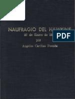 Angeles Carinas Pouzon - Naufragio Del Hawkins