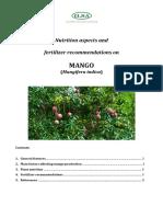 Dossier Mango En