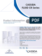Cassida Fluid CR Series