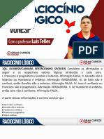 Luis Telles-Raciocínio Lógico Estratégico PARTE 3 PROJETO VUNESP- 2019 (1).pdf