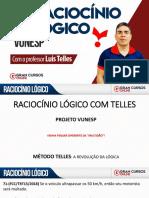 Luis Telles-Raciocínio Lógico Estratégico PARTE 2-PROJETO VUNESP- 2019 (1).pdf