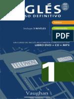Curso de Inglés  - Libro 1.PDF