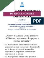 Analisis Costo Beneficio PDF
