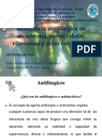 Resistencia de Antifungicos Diapos