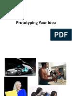Module 8 - Prototyping Your Idea
