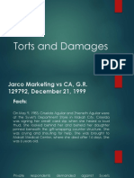 Torts and Damages Part 3