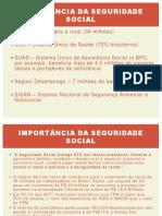 Demolição da Seguridade Social no Brasil