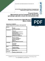 Proyecto Estudio - Mejoramiento Para Las Competencias CAD