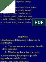 Clase 12 El Constructo Del Sustantivo PDF