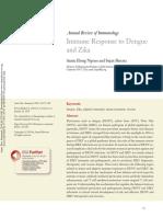 Immune Response to Dengue and Zika