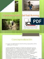 caracterizacion del trail running