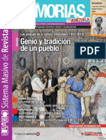 Genio y tradicion de un pueblo