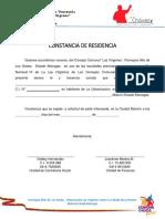 Carta de buena Conducta y Residencia Formato (1).docx