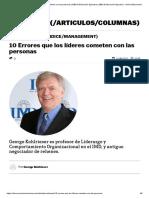 10 Errores Que Los Líderes Cometen Con Las Personas _ MBA & Educación Ejecutiva _ MBA & Educación Ejecutiva - AméricaEconomía