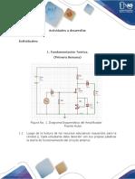Fase 2 - Presentar Solución Al Problema Del Amplificador de Baja Señal Con JFET
