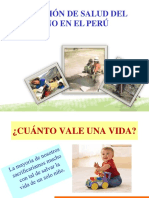 Infancia en El Peru
