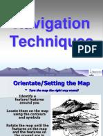 Navigation Techniques