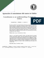 Aportacion Al Conimiento Del Cuarzo y Apliaciones
