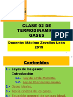 Clase 02 Gases