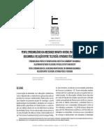 Perfil Epidemiológico Da Obesidade Infantojuvenil Numa Comunidade Quilombola- Relação Entre Televisão, Atividade Física e Obesidade