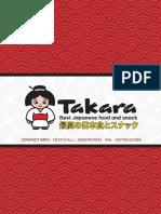 Takara Company Profile1