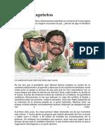 Plan Para Refundar Las Farc - Revista Semana Julio 2018