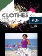 Clothes Grammar Guides 5290
