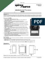 Controlador de Procesos SX90-Hoja Técnica