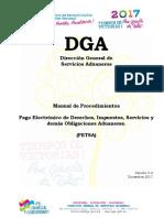 Manual de Procedimiento PETSA 5.0