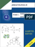 Farmacologia II Unidad I