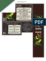 PnP - Paragon Tactics Arena - Expansão Co-Op Dragão X Torre - A4 - (Www.studioteiadejogos.com.Br)