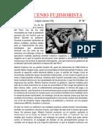 El Decenio Fujimorista