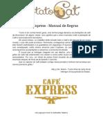 Regras - Café Express - A4 - (Www.studioteiadejogos.com.Br)