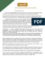 Módulo 9 . Las Habilidades Básicas Para La Función Directiva Tarea_1_y 2