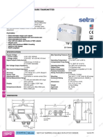 231 Series Catalog Page