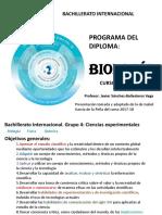 Presentacion Bions 2018-19