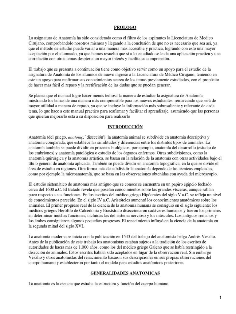 Anatomia Humana Quiroz Gutierrez Fe 1