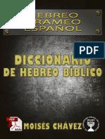DICCIONARIO BIBLICO HEBREO, ARAMEO, ESPAÑOL MOISES CHAVEZ.pdf