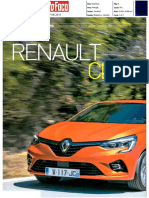 "NOVO RENAULT CLIO NA ""AUTO FOCO"""