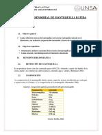Mantequilla Informe Final Rous Arias