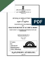 Maintenance Handbook on Traction Motor for AC EMU-MEMUs-Eng(1)