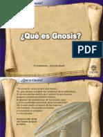 01-Qué Es Gnosis