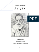 Autobiography of Faqir Chand