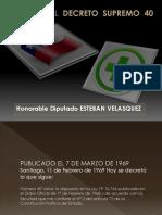 Presentacion Cambios DS 40