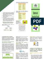 Sistema de segurida Social en Colombia