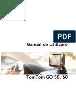 Manual TomTom GO 50 60 RO1