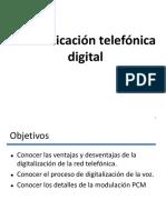 Comunicacion Telefonica Digital