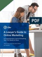 Clio Digital Marketing Guide v2